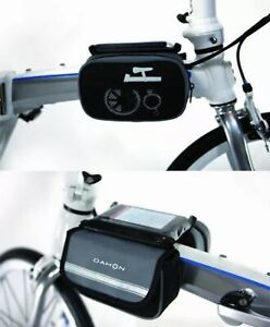 DAHON SHERPA MOBILE PHONE BAG HANDLEBAR BIKE BICYCLE SATCHEL FOLDING FRAME