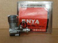 Vintage MRC ENYA 09-111 Model Plane Engine Control Line Airplane R/C