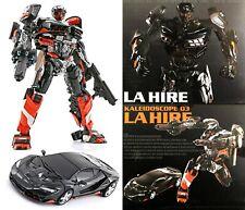 Transformers Masterpiece DX9 Toys K03 La Hire aka MP Last Knight Hotrod MISB