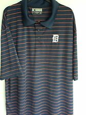 MLB Detroit Tigers Polo Shirt XL Golf Shirt