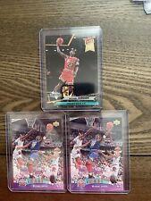 Michael Jordan Upper Deck 1992-93 All Star and Fleer Ultra Dunk 🔥📈