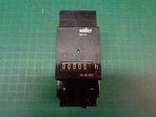 1 x Müller BG70.X9 Betriebsstundenzähler