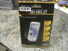 ZAGG SAMSUNG GALAXY S3 (S III) Invisible Shield Cell Phone Screen Protector FAST