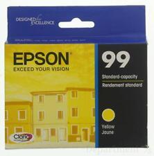 Epson 99 Yellow Standard Capacity Single Ink Cartridge ( T099420 )