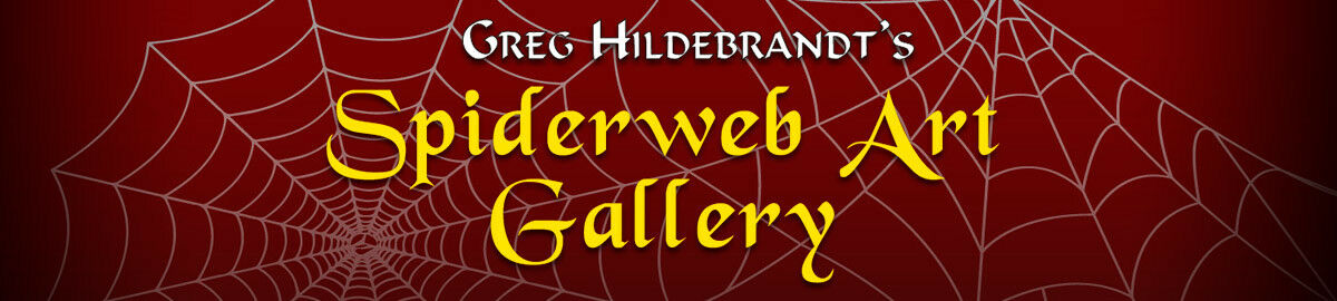 Spiderwebart Gallery