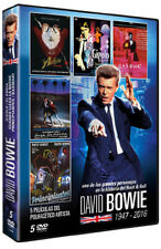 David Bowie Collection NEW PAL Cult 5-DVD Set David Hemmings
