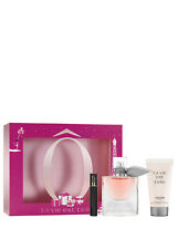 Lancome LA VIE EST BELLE Gift Set 30ml EDP Spray + 50ml Body Lotion +2ml Mascara