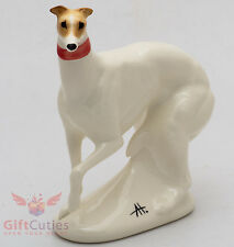 Porcelain Figurine of the Italian Greyhound dog
