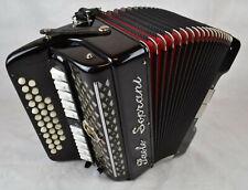 Paolo Soprani Club III Diatonische Harmonika made in Italy Stimmung Es/Bb