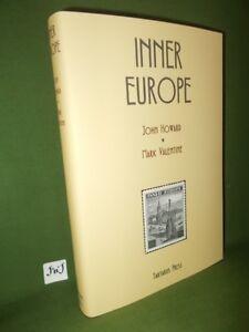 JOHN HOWARD MARK VALENTINE INNER EUROPE  LIMITED EDITION HB 2018 *SIGNED*
