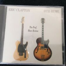 ERIC CLAPTON / OTIS RUSH-The Prof. Blues Review-Rare CD
