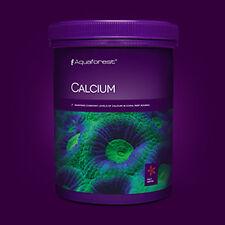 CALCIUM 850 gr AQUAFOREST. CALCIUM POUR AQUARIUM MARIN