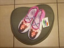 CHAUSSONS FILLE VIOLETTA NEUFS TAILLE 31