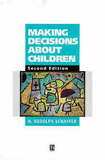 Making Decisions about Children: Psychological Questions and Answers-ExLibrary