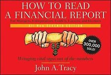 How to Read a Financial Report : Wringing Vital Signs Out of the Numbers by CPA,