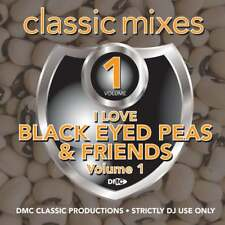 DMC Classic Mixes Black Eyed Peas Megamixes 2 Trackers Remix Ft Katy Perry DJ CD