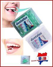 Dentalux brossette Interdentaire  Fil Dentaire Lot 30 pcs, 60 pcs & 100 Pcs