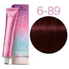 Dark Blonde Schwarzkopf IGORA ROYAL Permanent Hair Colourants