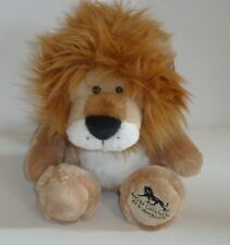 "GUND MGM GRAND AT FOXWOODS PLUSH STUFFED LION COLLECTABLE 10"" TALL NWT"