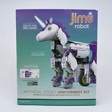 Jimu Robot Unicornbot Kit Unicorn Interactive Robotic Building Kit *Parts Only