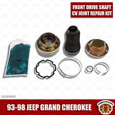 Grand Cherokee Front Driveshaft CV Joint 4WD Repair Kit