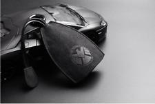 Alcantara  Key Chain Key Ring Holder Cover for All Car Key