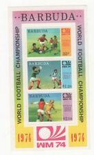 Football Caribbean Stamps