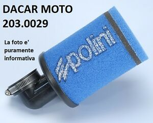 203.0029 Filtre à Air POLINI Hm Honda Hsc Husqvarna Kawasaki Keeway