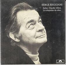 """CD ALBUM  SERGE REGGIANI  """"LE ZOUAVE DU PONT DE L'ALMA"""""""