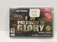 Nokia N-Gage Pathway to Glory (US, NTSC-U) NEW & SEALED