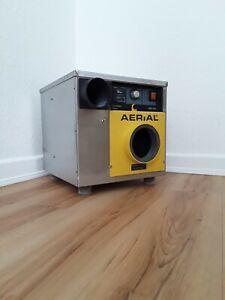 Adsorptionstrockner AERIAL ASE 300 im Edelstahlgehäuse.