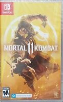 Mortal Kombat 11 Nintendo Switch New!