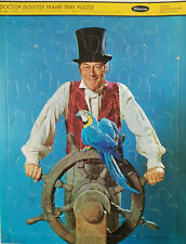 Doctor Dolittle Frame Tray Puzzle Whitman 1967 #4568 Movie Promo Photo Parrot