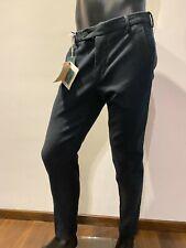 Pantalone made in italy chino Berwich mod.morello 73 in cotonvissuto