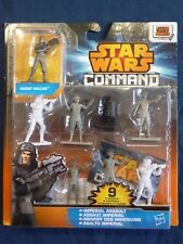 STAR WARS Command - Imperial Assault Set de 9 Figurines - HASBRO 2014 - NEUF