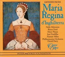 Pacini - Maria Regina d'Inghilterra (Opera Rara) [Box Set]