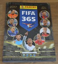 PANINI FIFA 365 AUTOCOLLANT ALBUM VIDE Scrapbook Album 2017