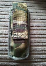 NEW x3 British Army Multicam MTP 9mm Pistol Mag Pouch ( plce webbing osprey )