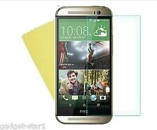 3x HQ CLEAR SCREEN PROTECTOR COVER LCD GUARD FILM FOR HTC ONE 2014 HTC ONE M8