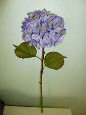 Artificial silk flowers & plants Hydrangea stem F59S