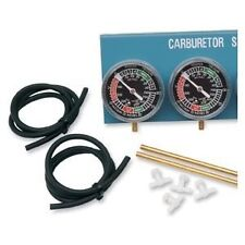 2-Carb Carburetor Synchronizer Set For Motorcycle  2 Cylinder Universal