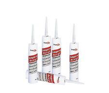 15,97€/L Sopro Dichtacryl DA 049 Acryl Silikon Dichtmasse Dichtstoff Fugen 310ml