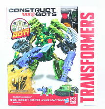 Transformers Age of Extinction Construct Bots AUTOBOT HOUND toy playset - NEW!