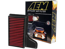 AEM 28-50029 STOCK REPLACEMENT WASHABLE REUSABLE PANEL AIR FILTER [MADE IN USA]