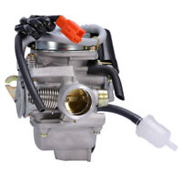 Carburetor for GY6 150cc ATV Scooter 157QMJ Motorcycle Engine PD24J