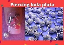 10X PIERCING uñas PORCELANA ACRILICO NAILS DECORATION gel decoracion nails