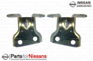 Genuine Nissan Door Hinge Kit OEM 80401-70F00 and 80400-70F00 B13 S14