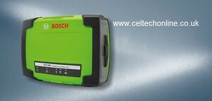 Bosch KTS 590 with ESI Master Package ESI/KTS Software (A,SD,SIS,M,P & TSB)