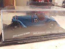delahaye 135 s winner vainqueur  24 heures du mans 1938 ixo