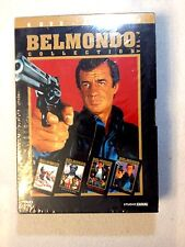 Belmondo Collection Vol. 2, 4 DVDs, Jean Paul Belmondo, Georges Lautner - French